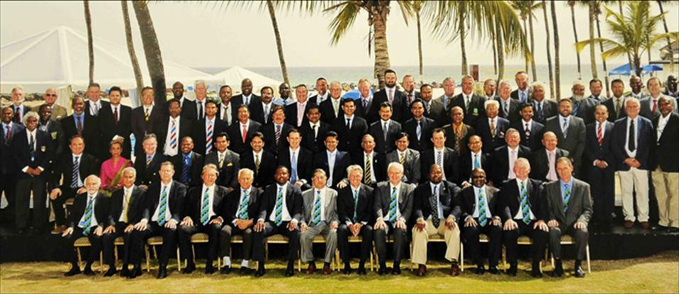 ICC Annual Conference in Barbados, West Indies